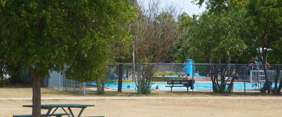 brentwood park pool view