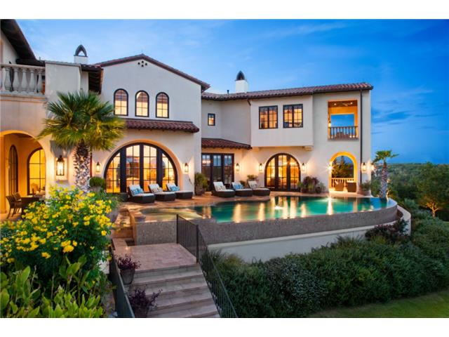 The 8 most expensive homes for sale in austin for Luxury homes for sale la