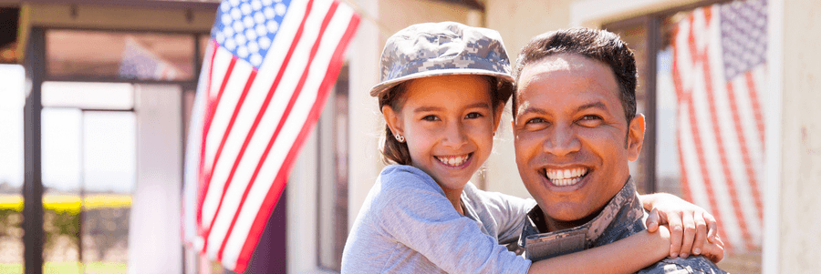 Home buying assistance for veterans
