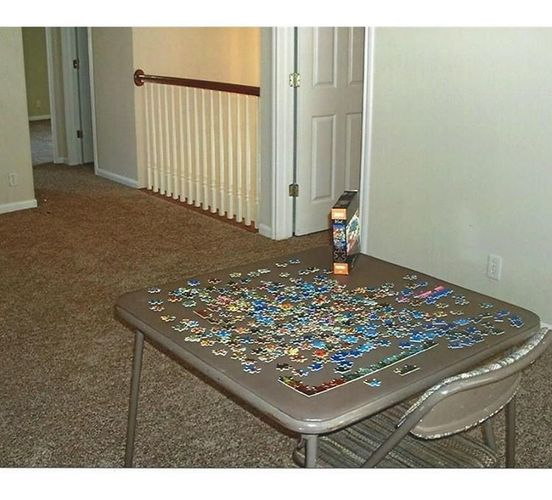 worst mls photos puzzle table in frame of photo
