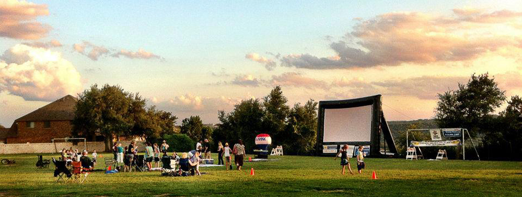 Steiner Ranch Movies in the Park
