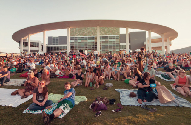 Sound & Cinema at the Long Center in Austin, TX