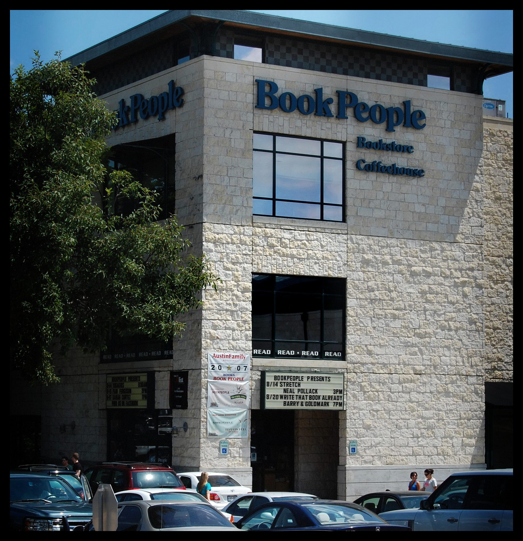 book people building