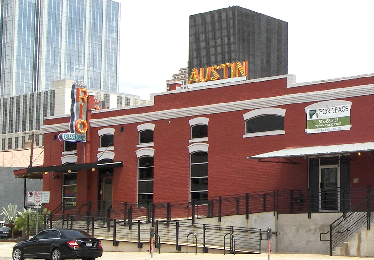 real world austin location